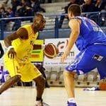 Arthur Ekani joueur de National