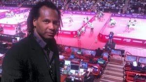 Laurent Chambertin, volley, coach mental